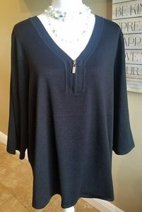 Cable & Gauge Plus Size Sweater